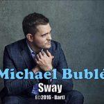 آکورد گیتار آهنگ Sway از Michael Bublé