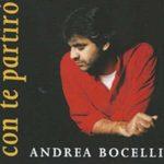 آکورد گیتار آهنگ Con Te Partiro از Andrea Bocelli