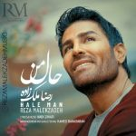 کاور آهنگ حال من از رضا ملک زاده